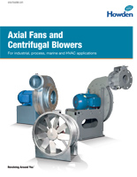 Howden Axial Fans and Centrifugal Blowers