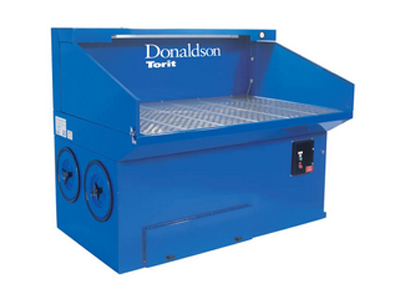 Downdraft Workbench Collector
