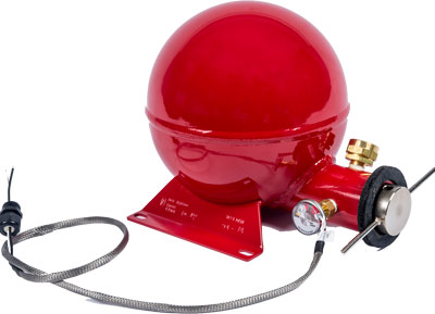 Spherical Dry  Chemical Extinguisher