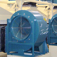 Industrial & Commercial Fans & Blowers