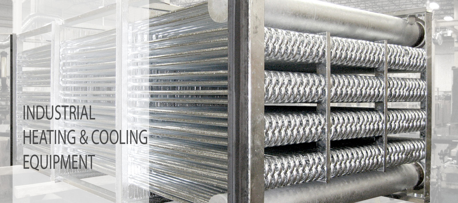 Industrial Heating and Cooling Equipment